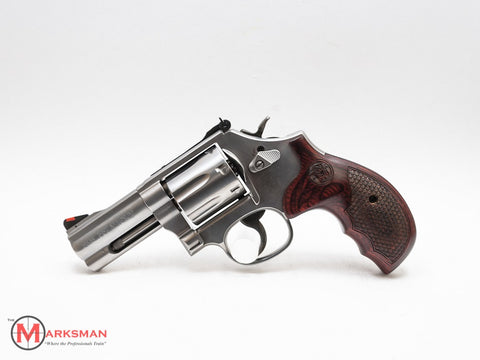 Smith and Wesson 686 Plus Deluxe, .357 Magnum, 3""