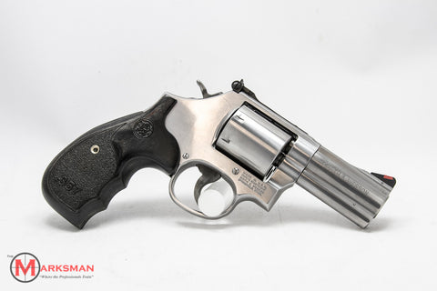 smith and wesson 686 plus 3 5 7 series 357 magnum 3 the marksman
