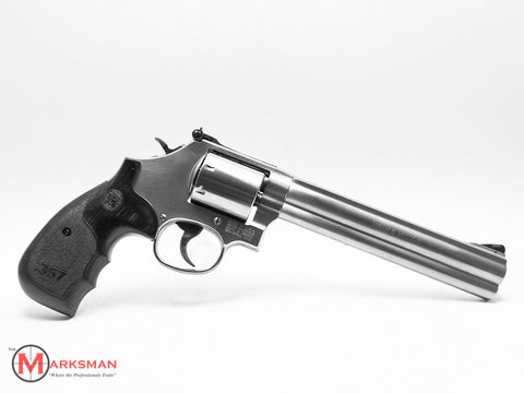 smith and wesson 686 plus 3 5 7 series 357 magnum the marksman