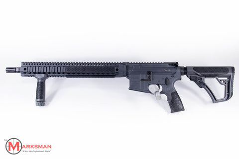 Daniel Defense DDM4 V9 LW Carbine, 5.56mm NATO, Tornado Cerakote Finish