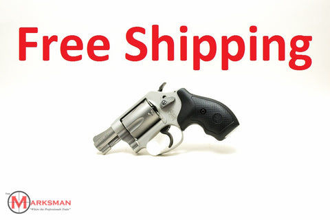 Smith and Wesson 637 Airweight, .38 Special +P, Free Shipping