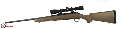 Ruger American .270 Winchester, Copper Mica Stock, With Leupold VX-1 3 x 9 Scope