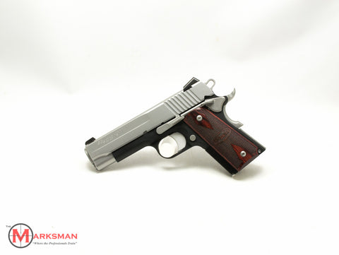 Sig Sauer 1911 C3, .45 ACP, Two Tone Compact, Free Shipping