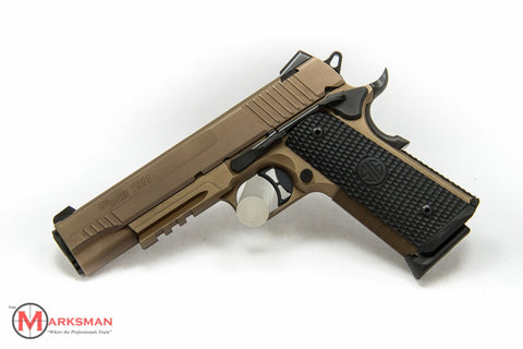 Sig Sauer 1911 Emperor Scorpion, .45 ACP, Free Shipping