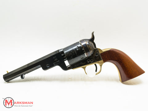 "Cimarron 1851 Richards-Mason, .38 Special 5.5"" brl"