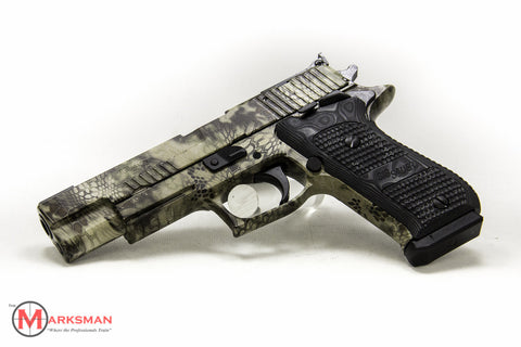 Sig Sauer P220 Hunter, 10mm, Single Action Only, Kryptek Camo