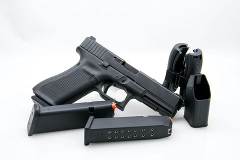 Glock 17 Generation 5, 9mm, Night Sights