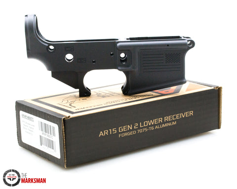 Aero Precision AR-15 Stripped Lower Receiver, Gen. 2, Special Freedom Edition