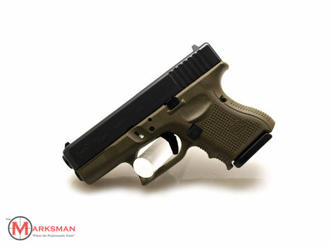 Glock 26 Generation 4, 9mm, O.D. Green, Limited Production