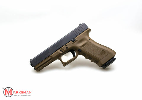 Glock 17 Generation 3, 9mm, Flat Dark Earth