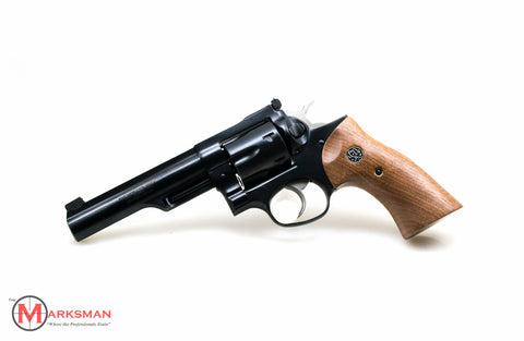 "Ruger GP100, .357 Magnum, 5"" Barrel with Half Underlug, Talo Exclusive"