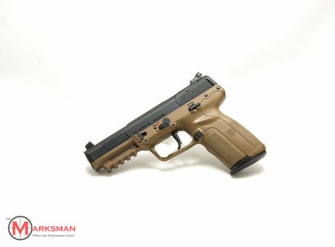 FN Five Seven Mark II, 5.7 x 28mm, Flat Dark Earth