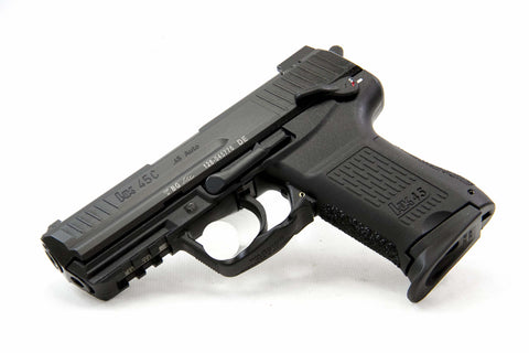 Heckler and Koch HK45c, .45 ACP, Night Sights and Three Magazines