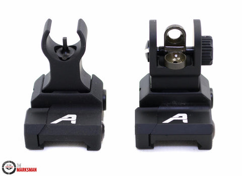 Aero Precision AR-15 Flip Up Sight Set