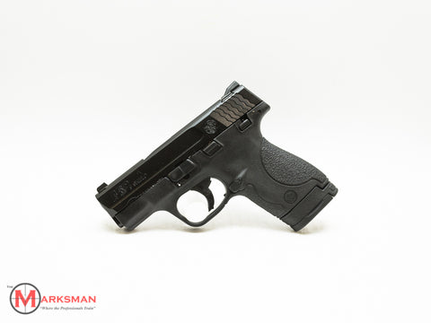 Smith and Wesson M&P Shield, 9mm, Thumb Safety