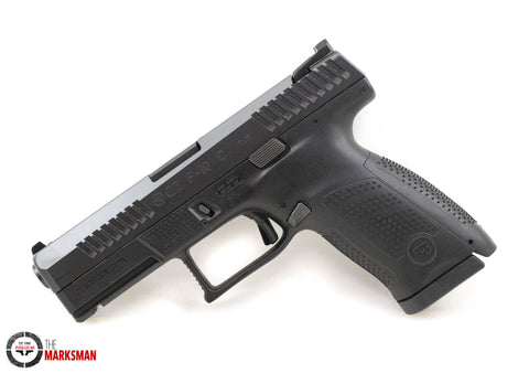 CZ P-10 Compact, 9mm, LAW ENFORCEMENT/MILITARY SALES ONLY