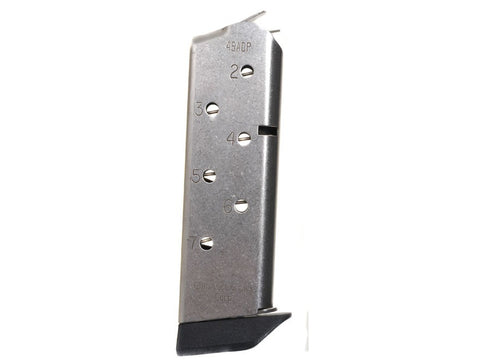 Chip McCormick Officer's Model 1911 Magazine, .45 ACP, 7 Round