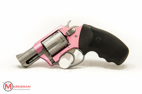 Charter Arms Pink Lady Undercover Lite, .38 Special