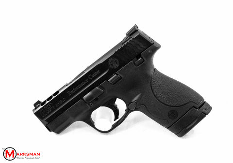 Smith and Wesson Performance Center M&P9 Shield, 9mm, Ported, Tritium Night Sights