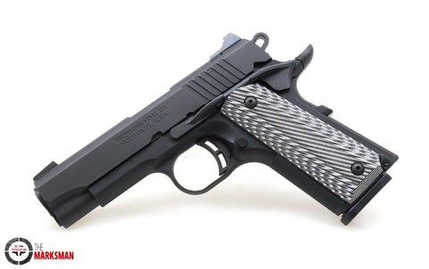 Browning 1911-380 Black Label Pro Compact, .380 ACP, Night Sights