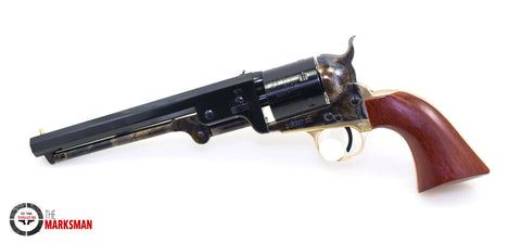 Cimarron Man With No Name 1851 Navy Conversion, .38 Special