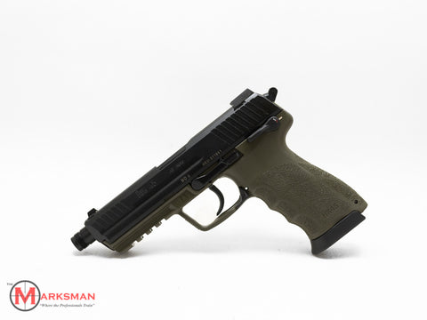 Heckler and Koch Green HK45 Tactical, .45 ACP
