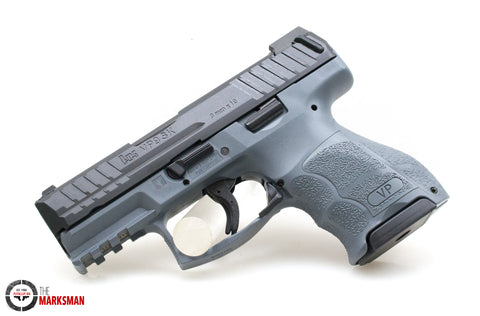 Heckler and Koch Grey VP9SK, 9mm, Night Sights and Three Magazines