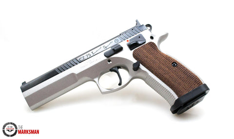 CZ 75 Tactical Sport, 9mm