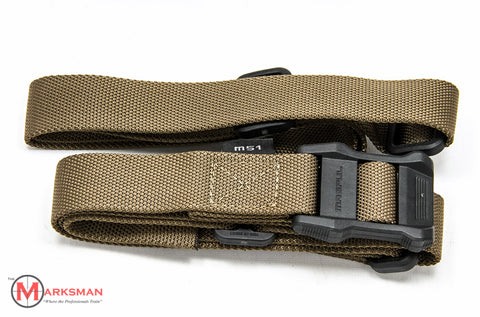 Magpul MS1 Multi-Mission Sling System, Coyote Brown