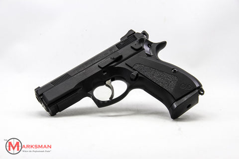 CZ Compact SDP, 9mm, Custom Shop