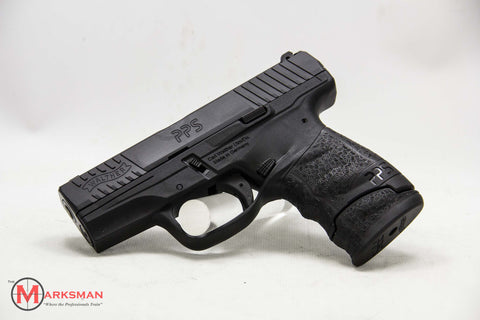 Walther PPS M2, 9mm, LAW ENFORCEMENT/MILITARY SALES ONLY