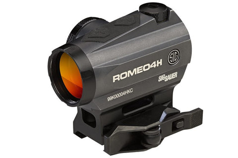 Sig Sauer Romeo4H 1x20mm Red Dot Sight, 1 MOA, Free Shipping