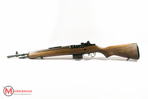 Springfield M1a Scout Squad, .308 Winchester, Walnut Stock