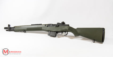 Springfiled M1A SOCOM 16, .308 Winchester,  OD Green