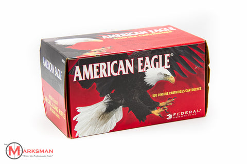 American Eagle .22 lr, 40 gr. RN, Online Deal Only
