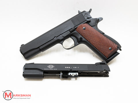 ATI FX 1911 w/ .22 LR Conversion, .45 ACP