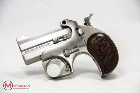 Bond Arms Texas Defender, .410/.45 Colt