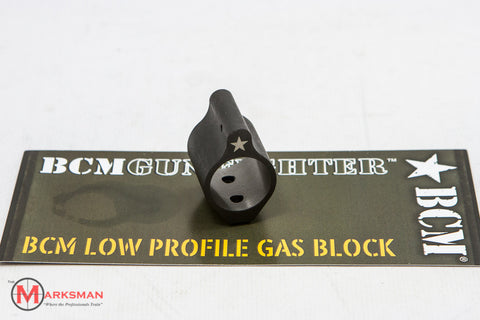BCM Low Profile Gas Block, .750 Brrl.