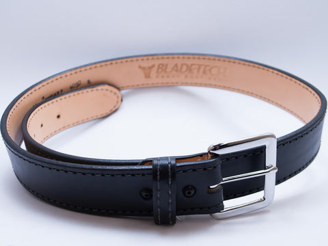 Blade Tech Black Leather 42 Inch Belt