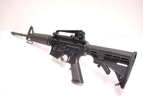 Bushmaster M4A3, 5.56mm NAT0