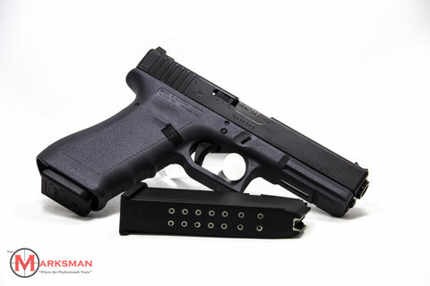 Glock 17 Generation 3, 9mm, Gray, Lipsey's/Vickers Tactical Exclusive