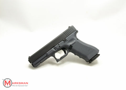 Glock 17 Generation 4, 9mm,  Gray, Lipsey's Exclusive