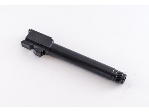 Glock G17 factory threaded barrel