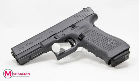 Glock 17 Generation 4, 9mm, Grey, Lipsey's Exclusive
