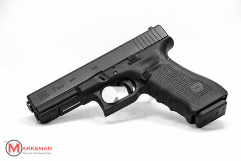 Glock 17 Generation 4, 9mm, Talo Exclusive