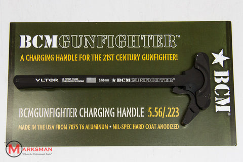 BCM Gunfighter AR-15 Charging Handle, Mod 3, Large Latch