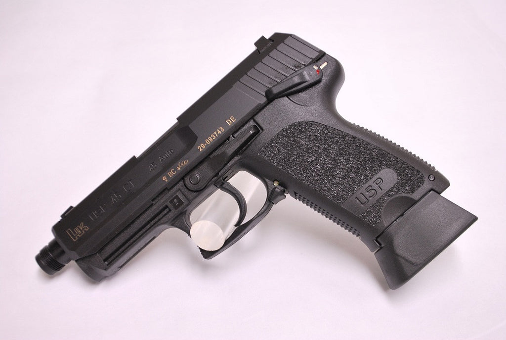 Heckler and Koch USP 45 Compact Tactical,  45 ACP
