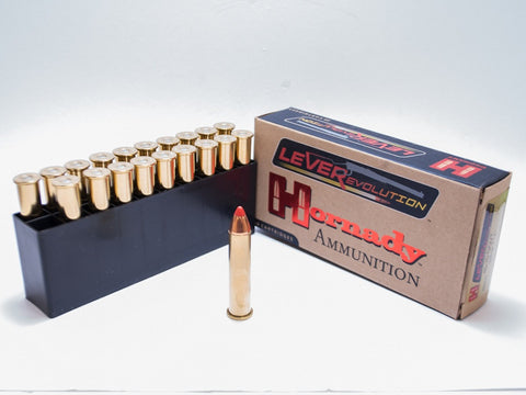 Hornady LeveRevolution .45-70 Government, 325 gr FTX
