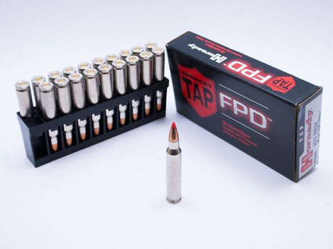 Hornady TAP FPD, .223 Remington, 60 gr.