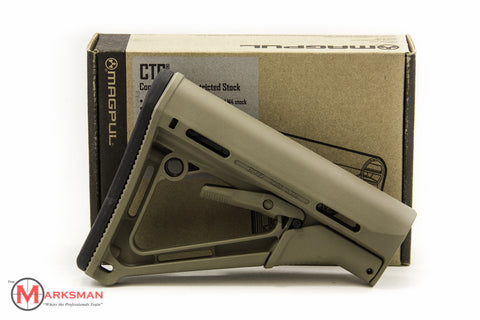 Magpul CTR Stock, Flat Dark Earth, Milspec